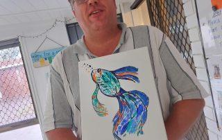 Brendan Painting