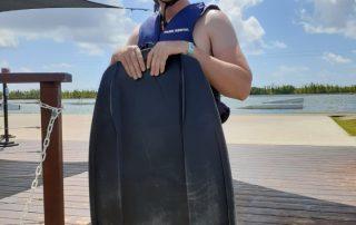 Nathan Wakeboarding